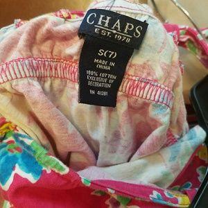 Chaps Dresses - Floral Chaps Maxi Dress
